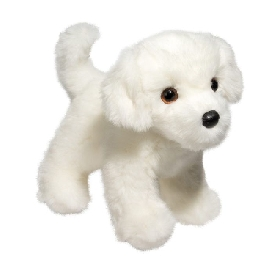 Bailey bichon doll