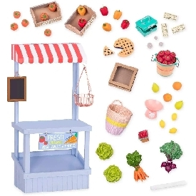 Deluxe market day set