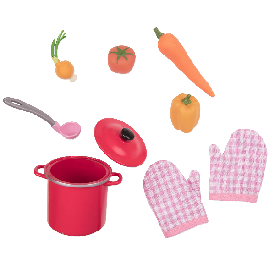 Garden Veggie Cooking Set