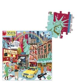 New york city life 1000 pc puzzle