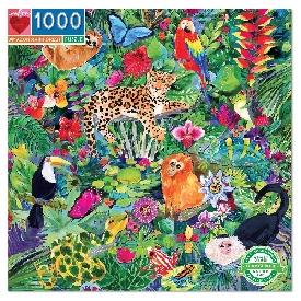 จิ๊กซอว์ลาย amazon rainforest 1000 ชิ้น
