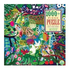 จิ๊กซอว์ลาย bountiful garden 1000 ชิ้น