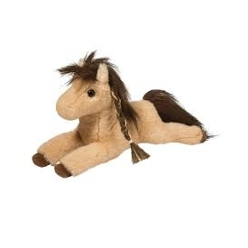 Cisco Tan Horse Doll