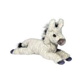 Zelda dlux zebra doll