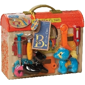 B. Critter Clinic Toy, Animal Hospital