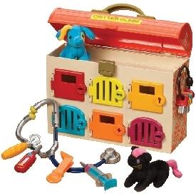 B. critter clinic toy, animal hospital