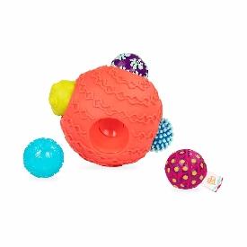 B. ballyhoo balls