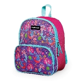 Crocodile creek junior backpack - mermaids