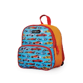 Crocodile creek junior backpack - race car
