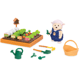 Gardening playset