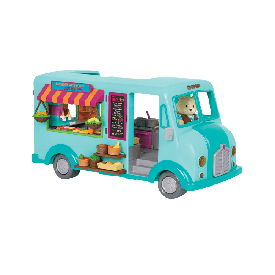 Li'l woodzeez food truck