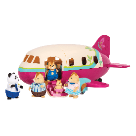 Li'l woodzeez air plane