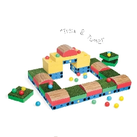 Blix pop playground set