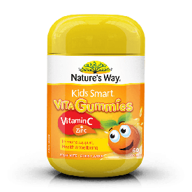 Kids vita gummies vitamin c + zinc