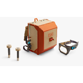 เกมนินเทนโด labo robot kit