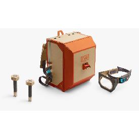 Nintedo switch labo robot kit