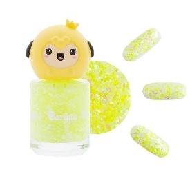 Puttisu glitter pangpang nail g03 lemonade
