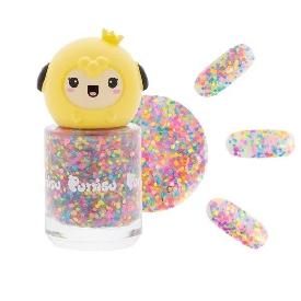 Puttisu glitter pangpang nail g06 pink candy pangpang