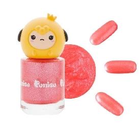 ยาทาเล็บ บลิ๊งบลิ๊ง b01 สีชมพูประกายมุก