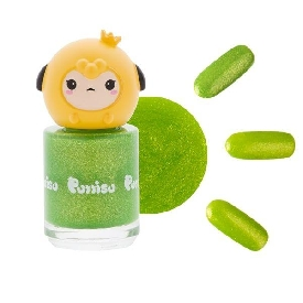 Puttisu bling pangpang nail b03 twinkle green