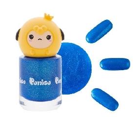 Puttisu bling pangpang nail b04 twinkle blue