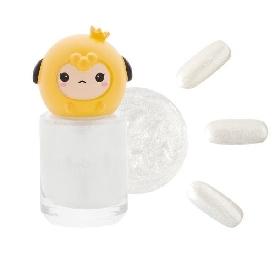 ยาทาเล็บ บลิ๊งบลิ๊ง b05 สีขาวไข่มุก