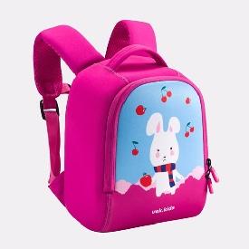 Uek กระเป๋าเป้ลายกระต่าย แครอล (s)