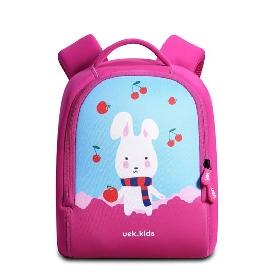 UEK - Purple Rabbit Backpack  (S)