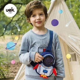 UEK Chest Bag - Rocket Blue