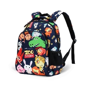 UEK Kid Bag Polyester Zoo