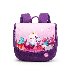 Uek nursery backpack - mermaid besty