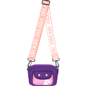 Uek crossbody bag satchel - besty purple