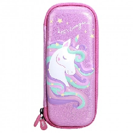 Uek pencil case s - unicorn