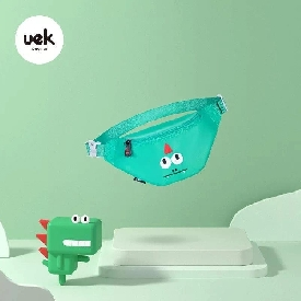 U-fun chest bag - dragon green