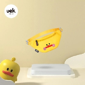 U-Fun Chest bag - Duck Yellow