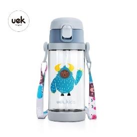 UEK กระติกน้ำหัดดื่ม 2 in 1 - หมี