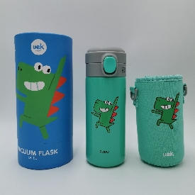 Vacuum cup - dino green