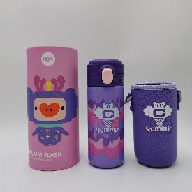 Vacuum cup - lingering star purple