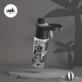 Spray cup - dragon black