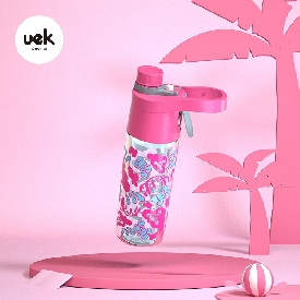 Spray cup - flut cloud pink