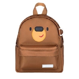 U-Fun Kids Backpack - Bear Brown