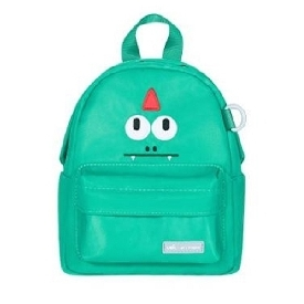 U-fun kids backpack - dragon green