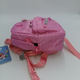U-fun kids backpack - unicorn pink
