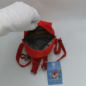 กระเป๋าเป้เด็ก รุ่นu-fun - สิงโต สีแดง