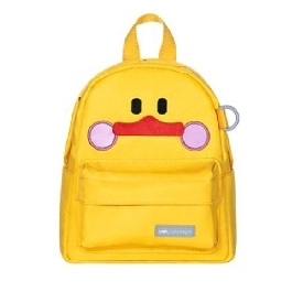 U-fun kids backpack - duck yellow