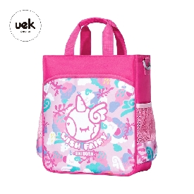 Tutorial bag Jungle - Angle Pink