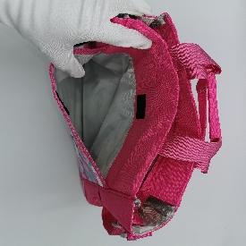 Tutorial bag jungle - angle pink