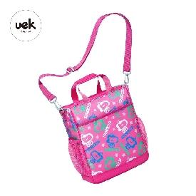 Uek กระเป๋าหิ้ว รุ่น shell - unicorn pink