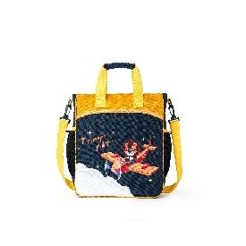 Tutorial bag - pilot blue/orange