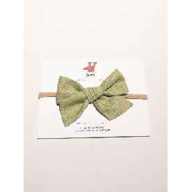 Medium avery pistachio headband